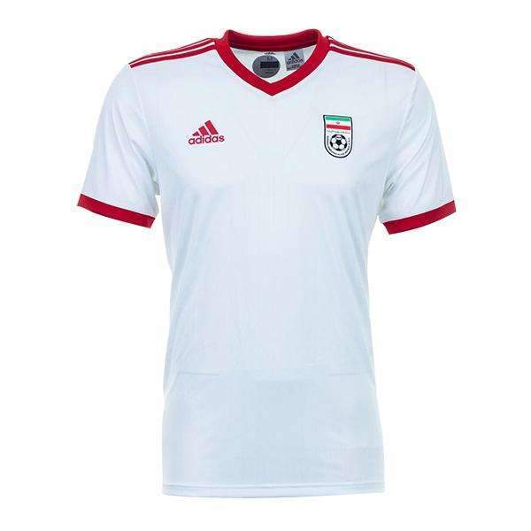 quality design 13521 a425c Iran national football team FIFA World Cup 2018-2019 Adidas FÚTBOL SOCCER  KIT CALCIO SHIRT JERSEY FUSSBALL CAMISA TRIKOT MAILLOT MAGLIA BNWT