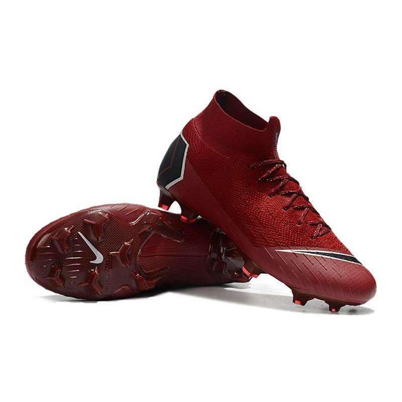 best service 560fa 3b1af Nike Mercurial Superfly VI 360 Elite FG soccer Football shoes Boots Men's  Size 39-45 BNWT