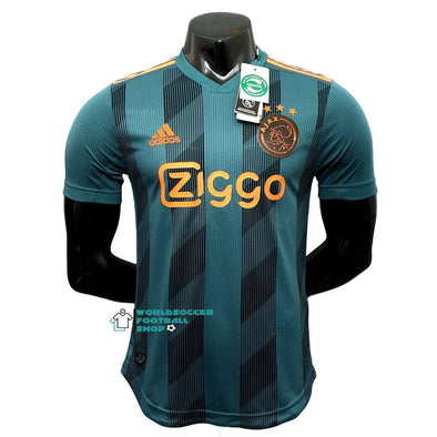 Amsterdamsche Football Club Ajax Away adidas 2019-20 Player version Player Issue ACTV Fit 2019-20 FÚTBOL SOCCER KIT CALCIO SHIRT JERSEY FUSSBALL CAMISA Futebol CAMISETA TRIKOT MAILLOT MAGLIA BNWT