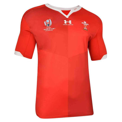 Wales national rugby union team Word Cup 2019-20 Replica KIT SHIRT JERSEY CAMISA CAMISETA TRIKOT MAILLOT MAGLIA BNWT