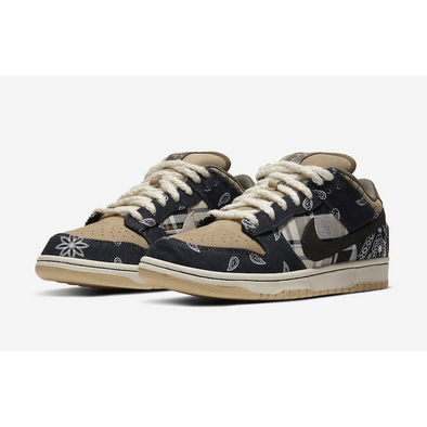 CT5053-001 Travis Scott x Nike SB Dunk Low Fashion Basketball Shoes High Top Sports Sneakers Athletic Leisure Running Schuhe Zapatos scarpe chaussures Casual BNWT