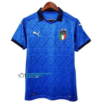 Italy national football team Home Blue Azzurri 2020-21 Jogo FÚTBOL SOCCER KIT CALCIO SHIRT Futebol JERSEY FUSSBALL CAMISA CAMISETA TRIKOT MAILLOT MAGLIA BNWT