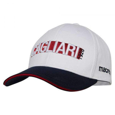 Cagliari Calcio Soccer Football 2017/18 adults official cap One Size Adjustable - World Soccer Football Shop