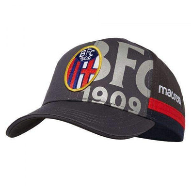 bologna fc Calcio Soccer Football 2017/18 adults official cap One Size Adjustable - World Soccer Football Shop