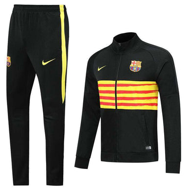 FC Barcelona Football club Barça Nike 2020 Replica TRAINING Tracksuit Full Zip Sweatshirt Futebol Casual TOPS FÚTBOL Survetement CALCIO SOCCER FUSSBALL Jogging Pants Sportswear Set BNWT