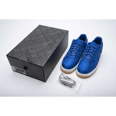 CJ5290-400 Fragment Clot x Nike Air Force 1 PRM Game Royal Fashion Basketball Shoes High Top Sports Sneakers Athletic Leisure Running Schuhe Zapatos scarpe chaussures Casual BNWT