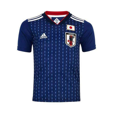 JAPAN NEW ADIDAS ADULT FOOTBALL SOCCER WC18 HOME JERSEY SHIRT BNWT