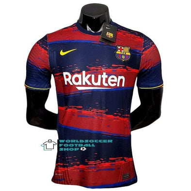 FC Barcelona Football club Barça Timeless Special edition 2020-21 Player version Player Issue ACTV Fit Jogo FÚTBOL SOCCER KIT CALCIO SHIRT Futebol JERSEY FUSSBALL CAMISA CAMISETA TRIKOT MAILLOT MAGLIA BNWT