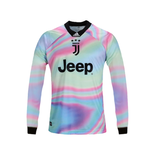 huge discount e69eb 515fb Juventus F.C. Football club Long Sleeve 4TH Kit EA SPORTS x adidas Limited  Edition 2018-19 FÚTBOL SOCCER CALCIO SHIRT JERSEY FUSSBALL CAMISA TRIKOT ...