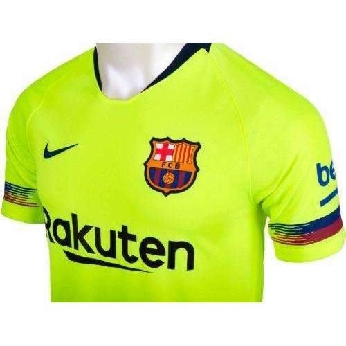 cheap for discount e9510 d6908 FC Barcelona Football club Coutinho #7 Away Nike 2018-19 FÚTBOL SOCCER KIT  CALCIO SHIRT JERSEY FUSSBALL CAMISA TRIKOT MAILLOT MAGLIA Camiseta BNWT