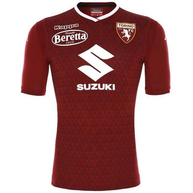 Torino F.C. Calcio FOOTBALL CLUB Home 2018 - 19 ORIGINAL FÚTBOL SOCCER CLUB KIT CALCIO SHIRT JERSEY FUSSBALL CAMISA TRIKOT MAILLOT MAGLIA BNWT