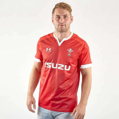Wales national rugby union team Home 2019-20 Replica KIT SHIRT JERSEY CAMISA CAMISETA TRIKOT MAILLOT MAGLIA BNWT