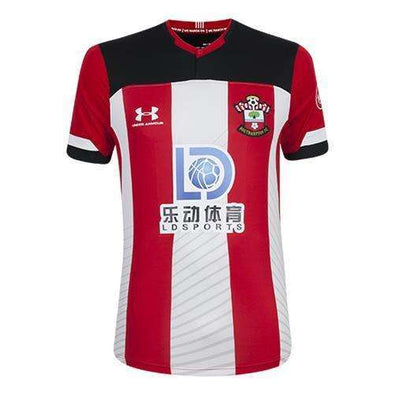 Southampton F.C. Football club Home Under Armour The Saints 2019-20 Replica FÚTBOL SOCCER KIT CALCIO SHIRT JERSEY FUSSBALL CAMISA Futebol CAMISETA TRIKOT MAILLOT MAGLIA BNWT