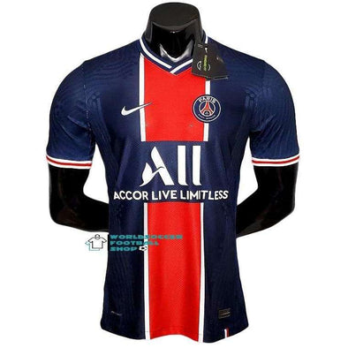 Paris Saint-Germain F.C. PSG Home 2020-21 Player version Player Issue ACTV Fit Jogo FÚTBOL SOCCER KIT CALCIO SHIRT Futebol JERSEY FUSSBALL CAMISA CAMISETA TRIKOT MAILLOT MAGLIA BNWT