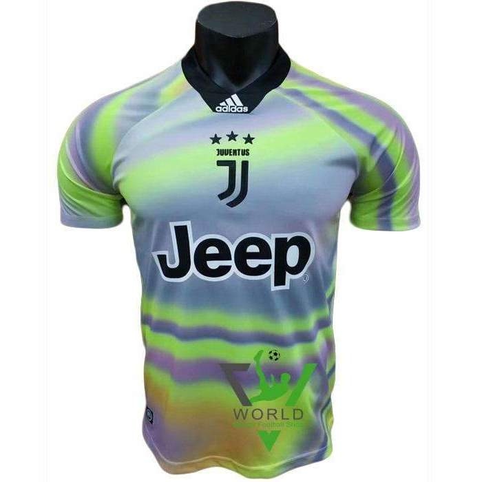 sports shoes 0d794 e48b3 Juventus F.C. Football club Juve Short Sleeve 4TH Kit EA SPORTS x adidas  Limited Edition 2018-19 FÚTBOL SOCCER CALCIO SHIRT JERSEY FUSSBALL CAMISA  ...