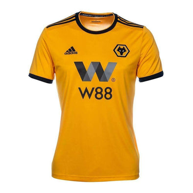 Wolverhampton Wanderers F.C. Football club Home SOCCER JERSEY CAMISA TRIKOT MAILLOT MAGLIA BNWT