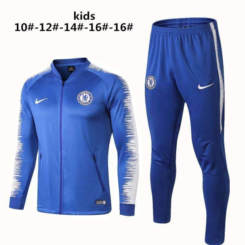 new arrival 5a511 42b37 CHELSEA ADIDAS Football Kit Soccer Boys Jersey Strip Outfit with Socks Kids  Christmas Gift FÚTBOL CALCIO SOCCER FUSSBALL SHIRT JERSEY CAMISA TRIKOT ...