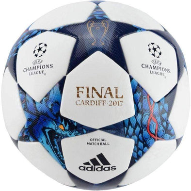 UEFA Champions League Final Cardiff 2017   Official Match Ball In Box Size 5 Soccer Football