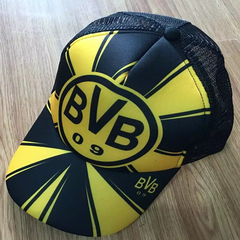 Borussia Dortmund Ballspielverein Borussia 09 E Football Club Cap Futbol Soccer Adults Fussball New Mens Calcio Baseball Caps Hat Adjustable Snapback