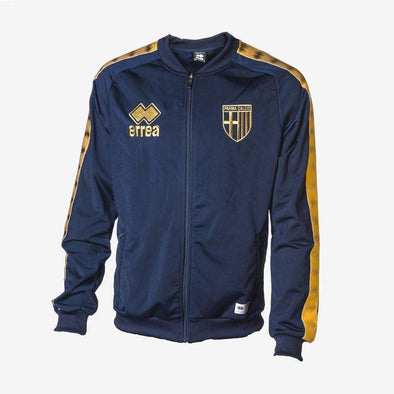Parma Calcio 1913 Football club Erreà Original 2019-20 Pre Match Jacket Coat TRAINING Hat Casual TOPS Men's Jogging Track Zip Sweatshirt Sportswear FÚTBOL CALCIO SOCCER FUSSBALL BNWT