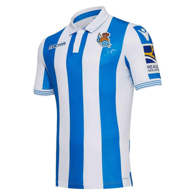Real Sociedad 2018 - 19 AWAY Macron FÚTBOL CALCIO SOCCER CLUB KIT SHIRT FOOTBALL JERSEY FUSSBALL CAMISA TRIKOT MAILLOT MAGLIA BNWT
