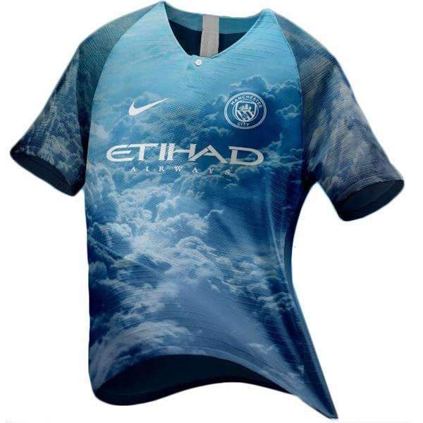 cheap for discount 7a2b5 74002 Manchester City F.C. Football club Nike 4TH Kit EA SPORTS x adidas FIFA19  Digital 4th kit Limited Edition Jersey 2019 FÚTBOL SOCCER CALCIO SHIRT ...