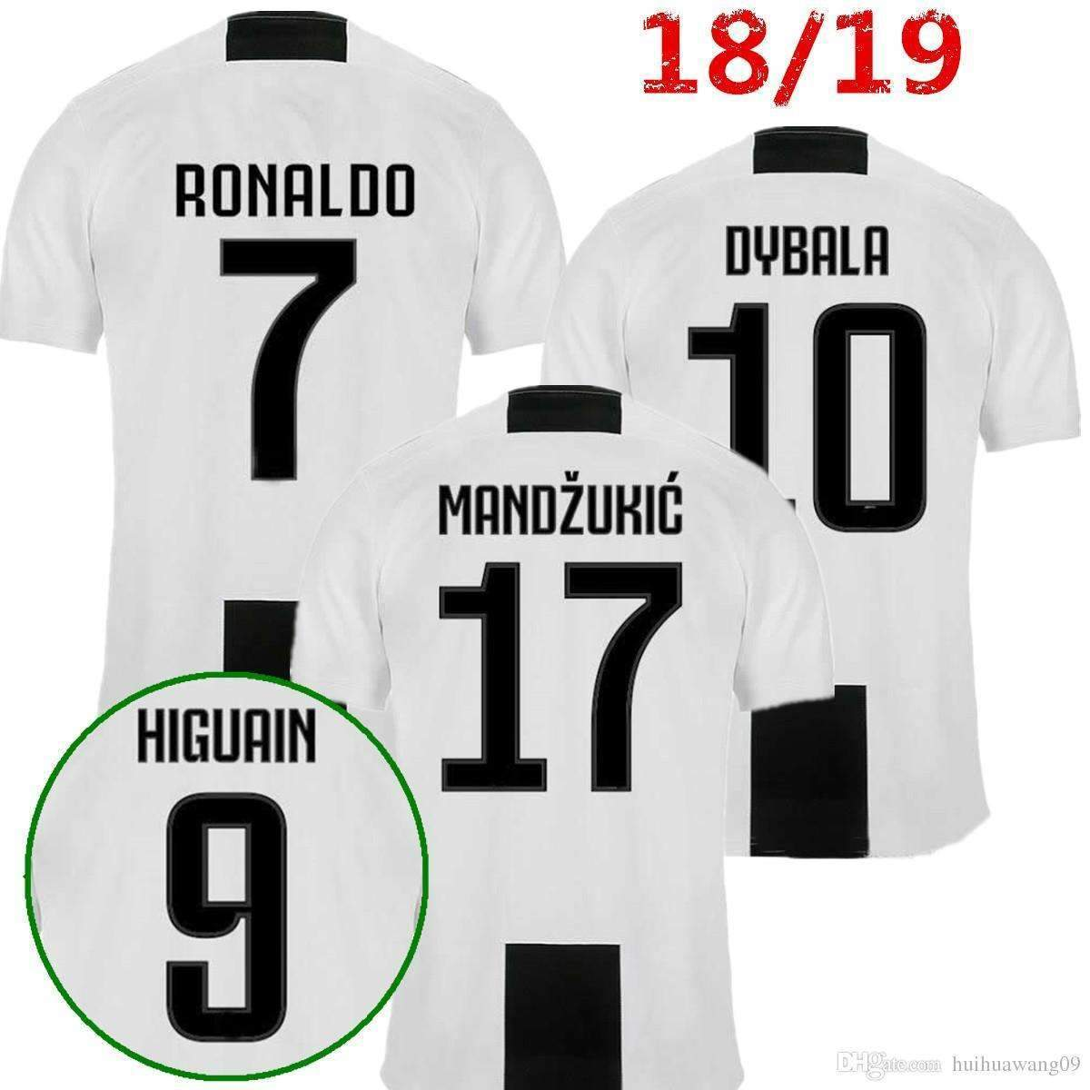 wholesale dealer e10e6 31a8f Juventus Cristiano Ronaldo #7 NIKE Home SHIRT SOCCER FUSSBALL Replica  JERSEY FOOTBALL BNWT TOP