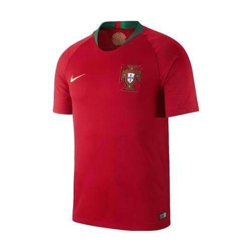 sneakers for cheap a3ce2 a6253 Portugal national football team Home Nike Red 2018-19 FÚTBOL SOCCER CALCIO  SHIRT JERSEY FUSSBALL CAMISA TRIKOT MAILLOT MAGLIA Camiseta BNWT