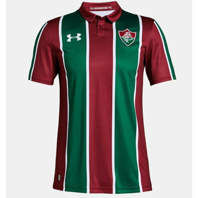 Fluminense FC Football team Under Armour Home 2019-20 FÚTBOL SOCCER KIT CALCIO SHIRT JERSEY FUSSBALL CAMISA Futebol CAMISETA TRIKOT MAILLOT MAGLIA BNWT