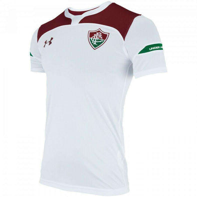 Fluminense FC Football team Under Armour Away 2019-20 FÚTBOL SOCCER KIT CALCIO SHIRT JERSEY FUSSBALL CAMISA Futebol CAMISETA TRIKOT MAILLOT MAGLIA BNWT