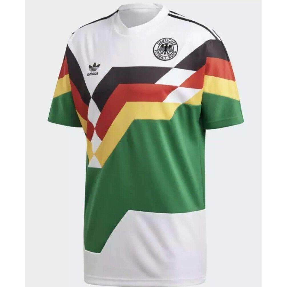 cheap for discount 9eb31 9fd37 Germany national football team Adidas Mash-up Die Mannschaft Trikot Maglia  Camiseta De Fútbol FUSSBALL SOCCER JERSEY BNWT