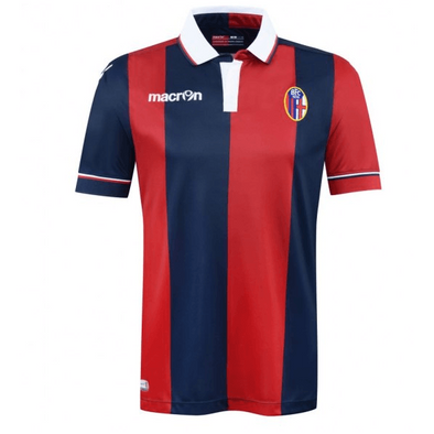 Bologna F.C. 1909 CALCIO FOOTBALL CLUB HOME 2015 - 16 ORIGINAL FÚTBOL SOCCER CLUB KIT CALCIO SHIRT JERSEY FUSSBALL CAMISA TRIKOT MAILLOT MAGLIA BNWT - World Soccer Football Shop