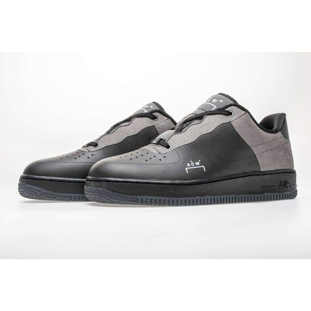 "A COLD WALL* x Nike Air Force 1 Low ""Black Grey"" </p>                     </div> 		  <!--bof Product URL --> 										<!--eof Product URL --> 					<!--bof Quantity Discounts table --> 											<!--eof Quantity Discounts table --> 				</div> 				                       			</dd> 						<dt class="