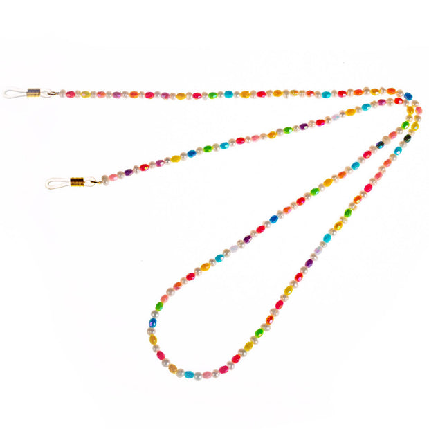 TALIS EYEGLASS CHAIN MINI RAINBOW