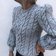 VINCE SWEATER SILVER GREY