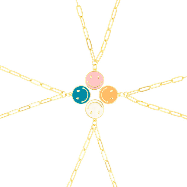 TALIS HAPPINESS NECKLACE GREEN
