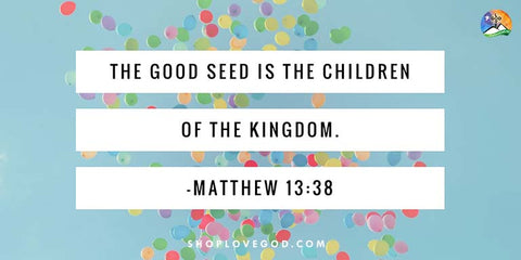 We Are The Good Seeds!