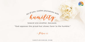 Humility Towards One Another