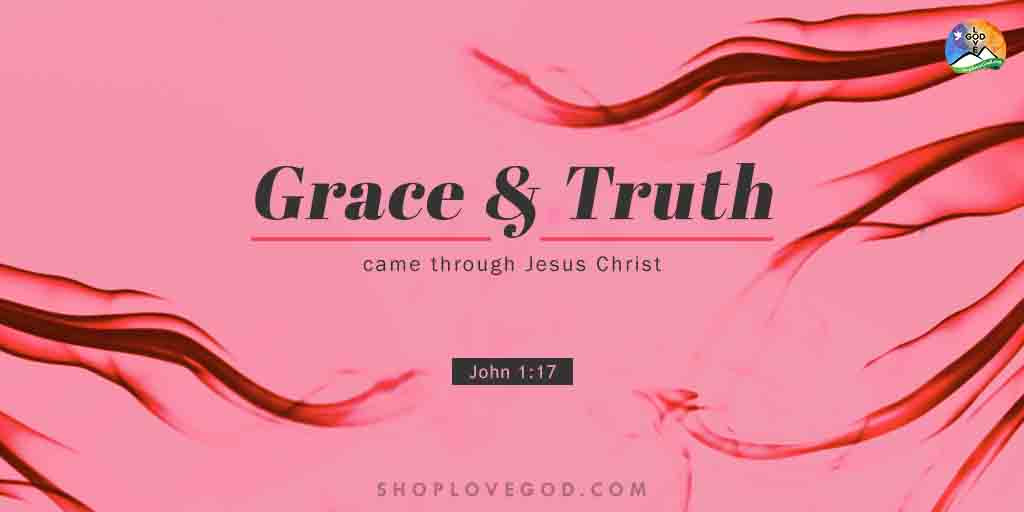 Grace Is God's Love