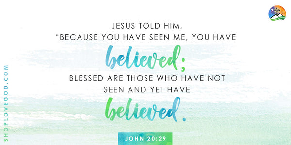 Blessed are Those Who Believed