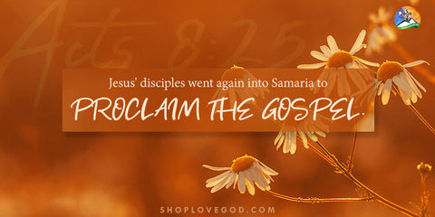 Proclaim Good News!