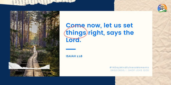 Get Right With the Lord!