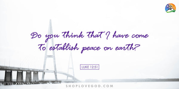 Jesus is the Prince of Peace