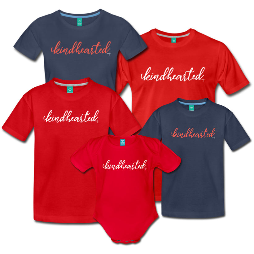 Kindhearted Family Tees