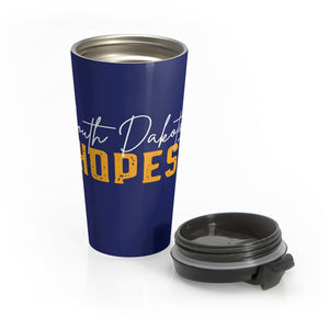 SD Hopes Stainless Steel Travel Mug - Shop Love God
