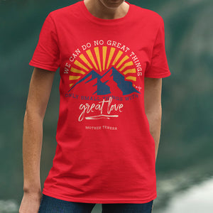 Great Love Unisex Heavy Cotton Tee - Shop Love God