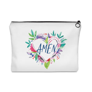 Amen Carry All Pouch - Flat - Shop Love God