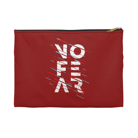 No Fear Accessory Pouch - Shop Love God