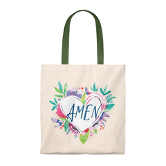 Amen Tote Bag - Shop Love God