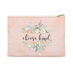 Choose Kind Accessory Pouch - Shop Love God